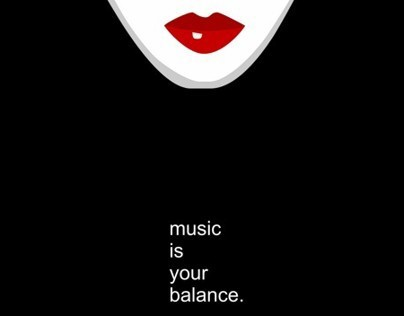 music is your balance.