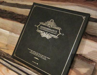 Album/Notebook /Vintage /Antique
