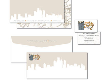 Logo, Letterhead, and Stationery