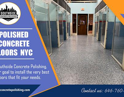 Concrete Flooring Contractors NYC
