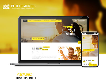 Philip Morris - Unsmoke Australia