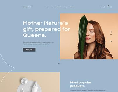 Hathor - Cosmetics Brand Strategy & Identity