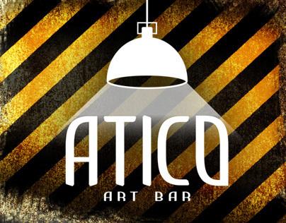 Atico Art Bar