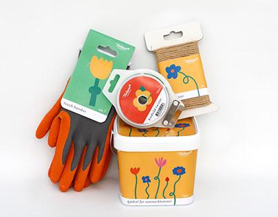 Nelson Garden // packaging design