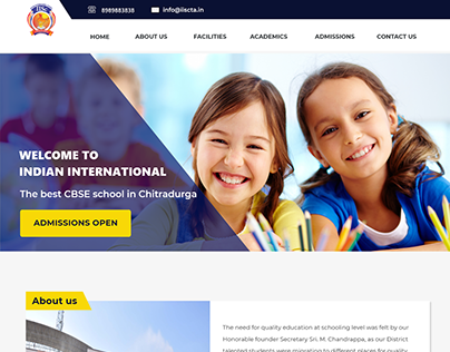 School Website Design Proposals