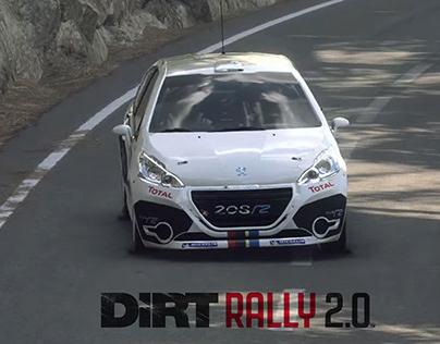 Peugeot 208 R2 | DiRT Rally 2