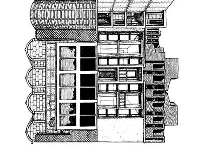 Pâté architectural n°2 : Louis Kahn