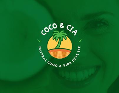 Coco & Cia | Identidade visual & Embalagens