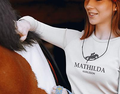 Mathilda Karlsson Personal Brand Logo