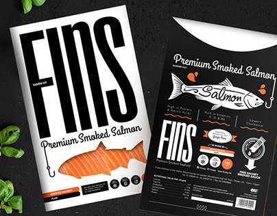 FINS Branding & Packaging