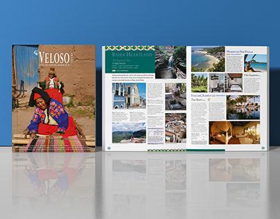 Veloso Tours Brochure 2020 - Latin America