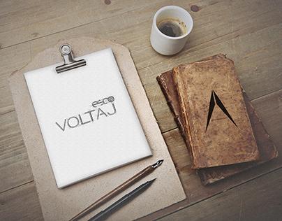 ESCO Voltaj – Logo & Branding Identity