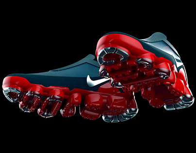 Nike Vapormax: Cherry