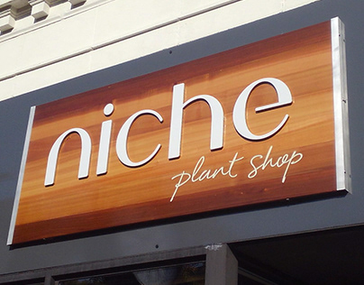 niche plant shop