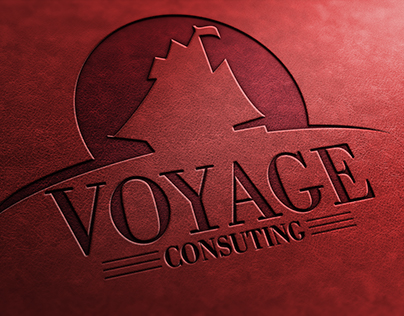 Voyage Consulting - Branding Logo Creation