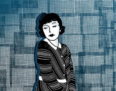 MoviePortraits | women in cinema: Claudette Colbert