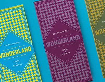 WONDERLAND chocolate