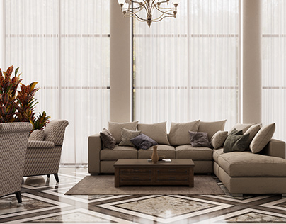 Дизайн интерьера дома в 370 кв.м