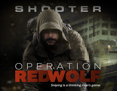 Shooter: Operation Red Wolf
