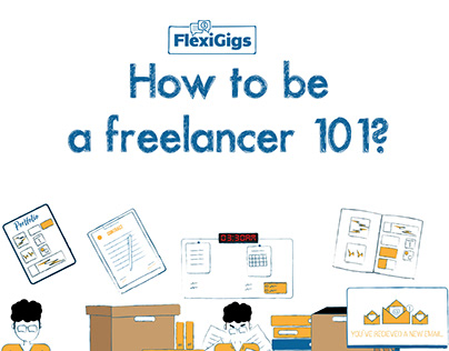 Flexigigs - 'How to be a freelancer 101?'