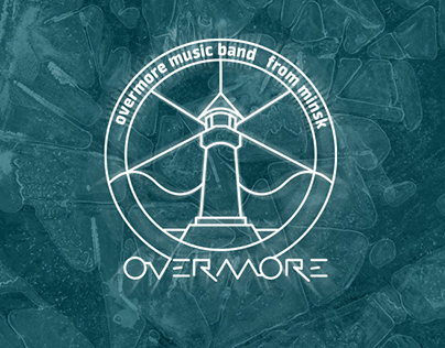 Overmore Music Band Logo