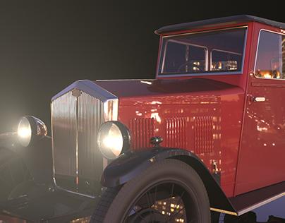 1920 Wolseley Hornet