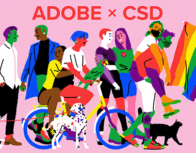 Adobe CSD Illustration
