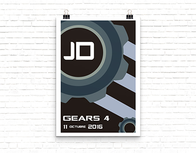 Fan Art | Gears 4