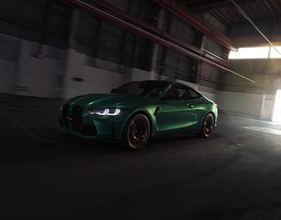 BMW M4 G21