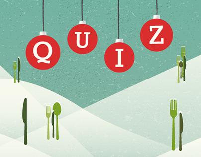 Holiday Food Smarts | Interactive Quiz