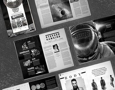 MOON newspaper