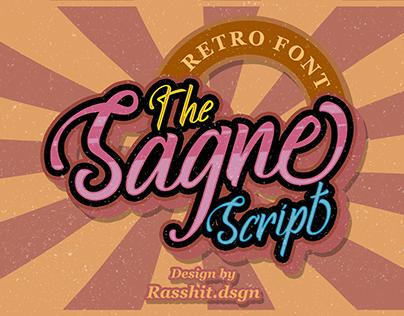 Sagne Font