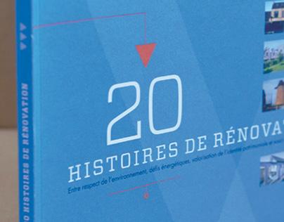 20 histoires de rénovation