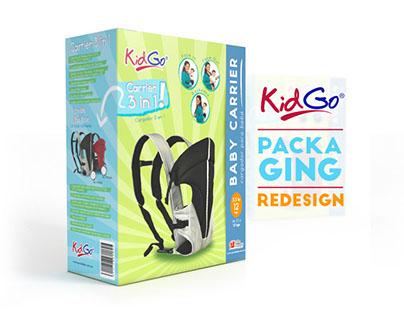 KidGo Packaging Redesign