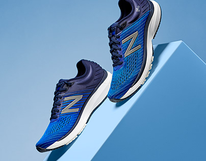 Pro:Direct Sport - New Balance 860 Blue - Retouching