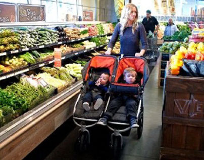 5 Tips for Jogging With the Double Jogging Strollers