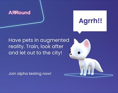 Alpha Testing of AR app