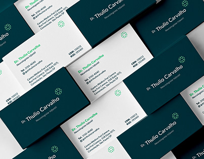 Dr. Thulio Carvalho | Identidade Visual