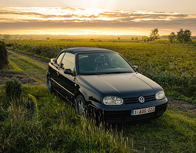 VW GOLF 4 Cabriolet