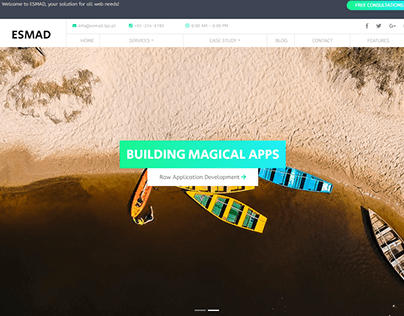 Website | HTML/CSS