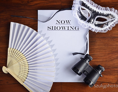 Theater Themed Accessory Set