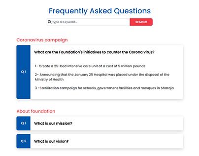 FAQ s