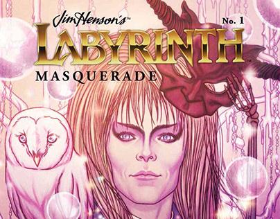 Labyrinth: Masquerade (Boom! Studios)