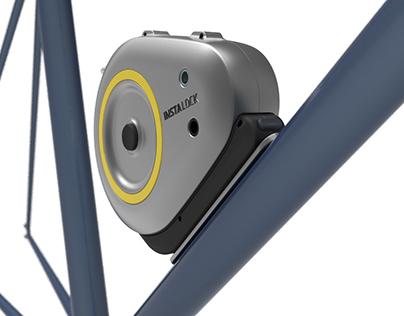 InstaLock · The Intelligent Bicycle Lock