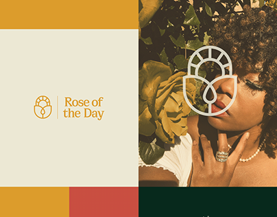 Rose of the Day - Brand Identity