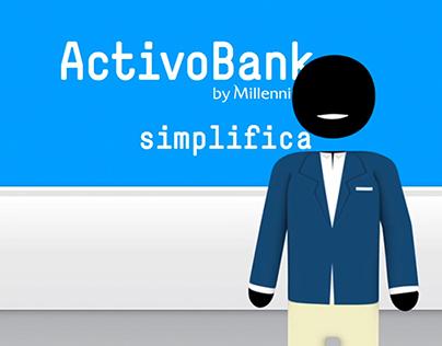 ActivoBank Interactive Branch