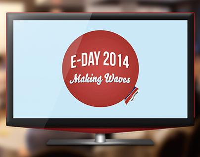 Edenred Eday 2014 Logo Animation