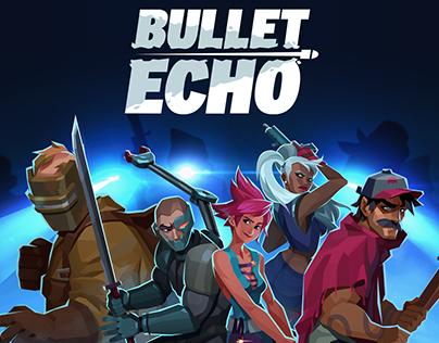 Bullet Echo characters