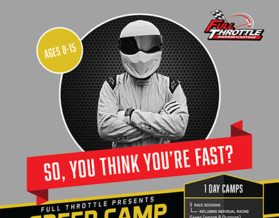 Full Throttle Speed Camp