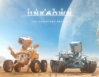 Planet Unknown (Short film)